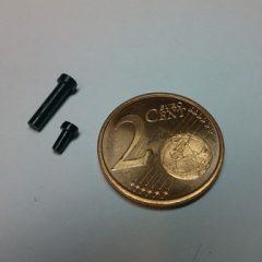Boulons de précision D 1,5 mm et L 2 MM