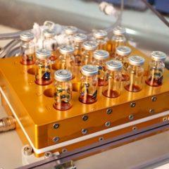 set de laboratoire